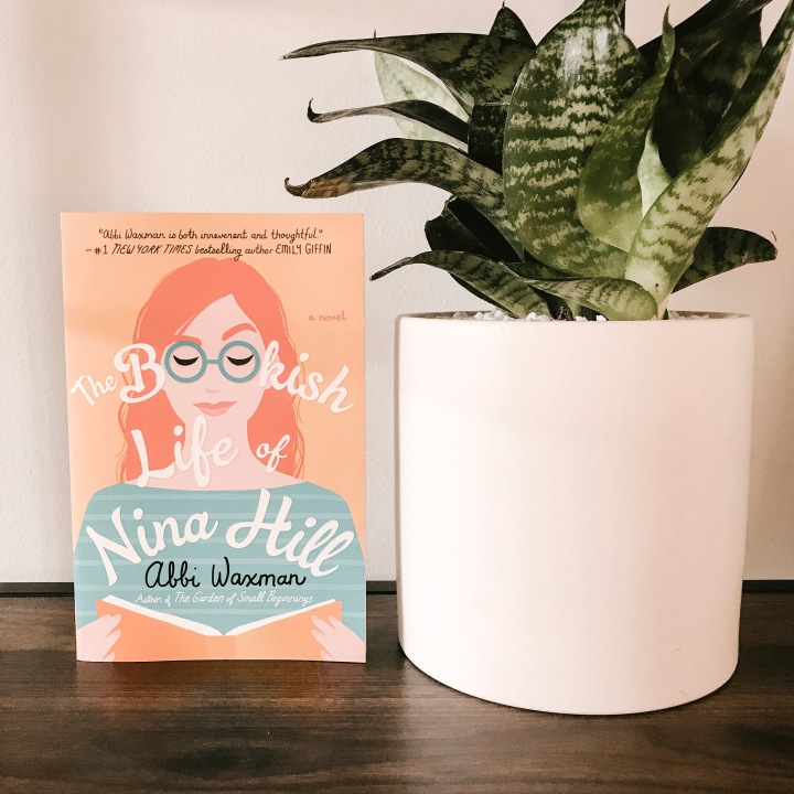 Book review: The Bookish Life of Nina Hill by AbbiWaxman